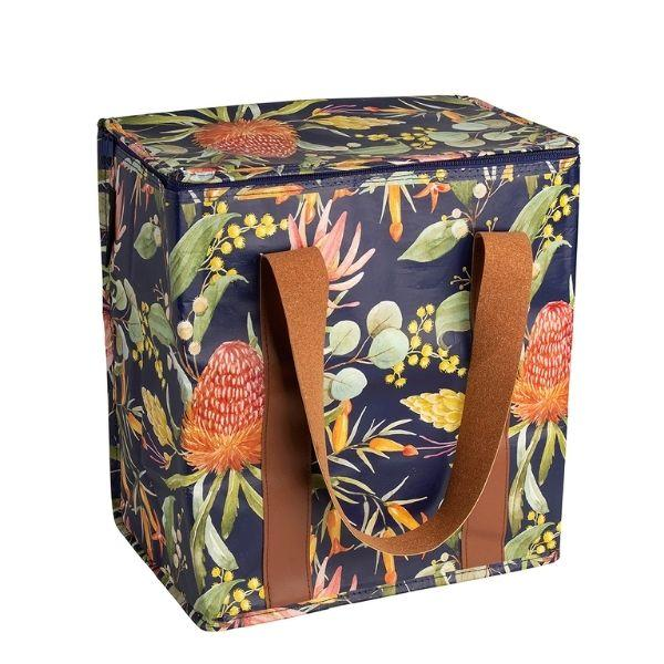 COOLER BAG NATIVE FLORAL