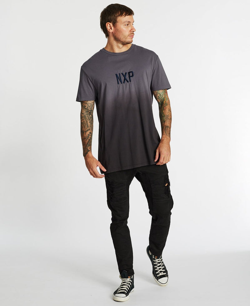 FADED RELAXED FIT TEE