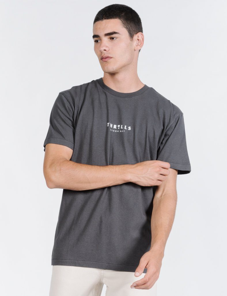 PALMED THRILLS COMPANY MERCH FIT TEE