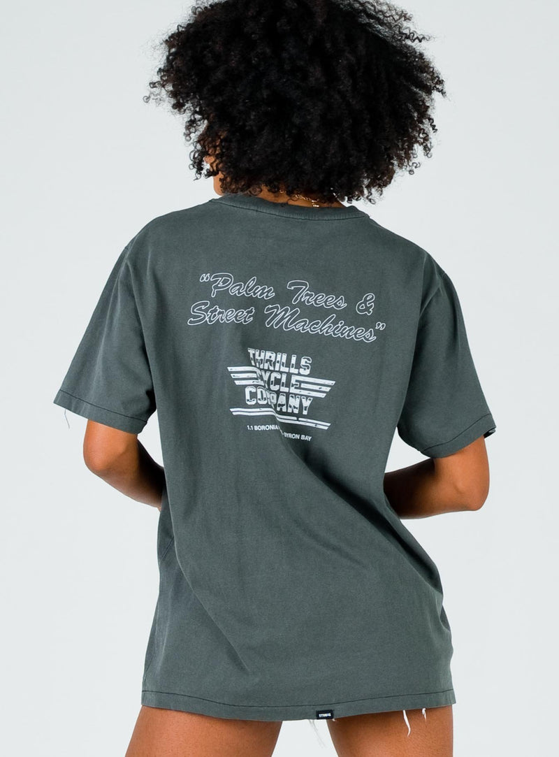RATTLER MERCH FIT TEE
