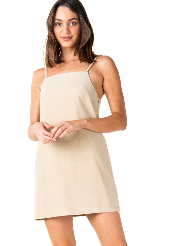 MAZEY LAB SLIP DRESS