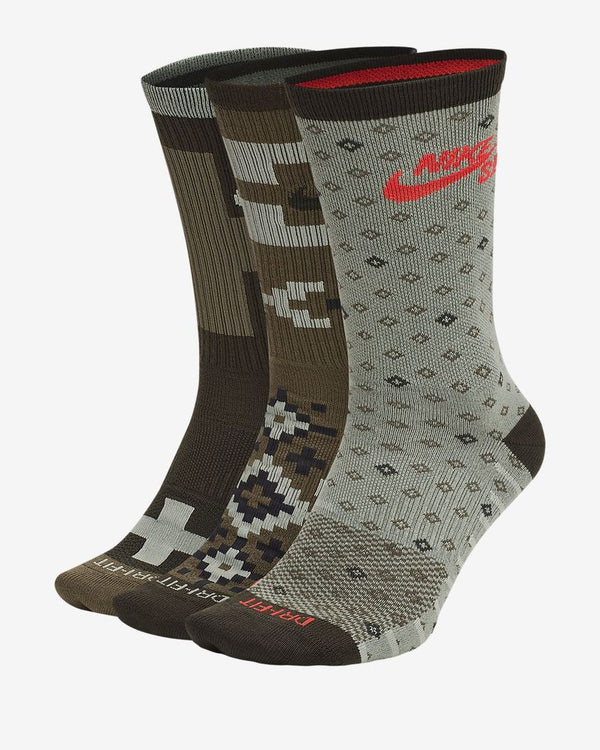 NIKE SB EVERYDAY LIGHTWEIGHT SOCKS