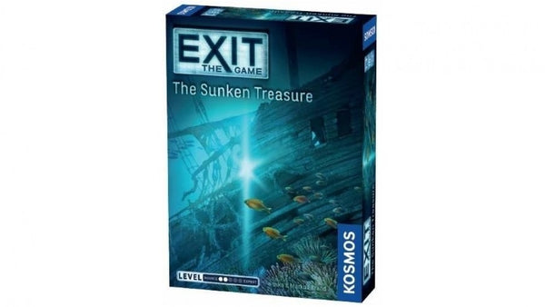 THE SUNKEN TREASURE
