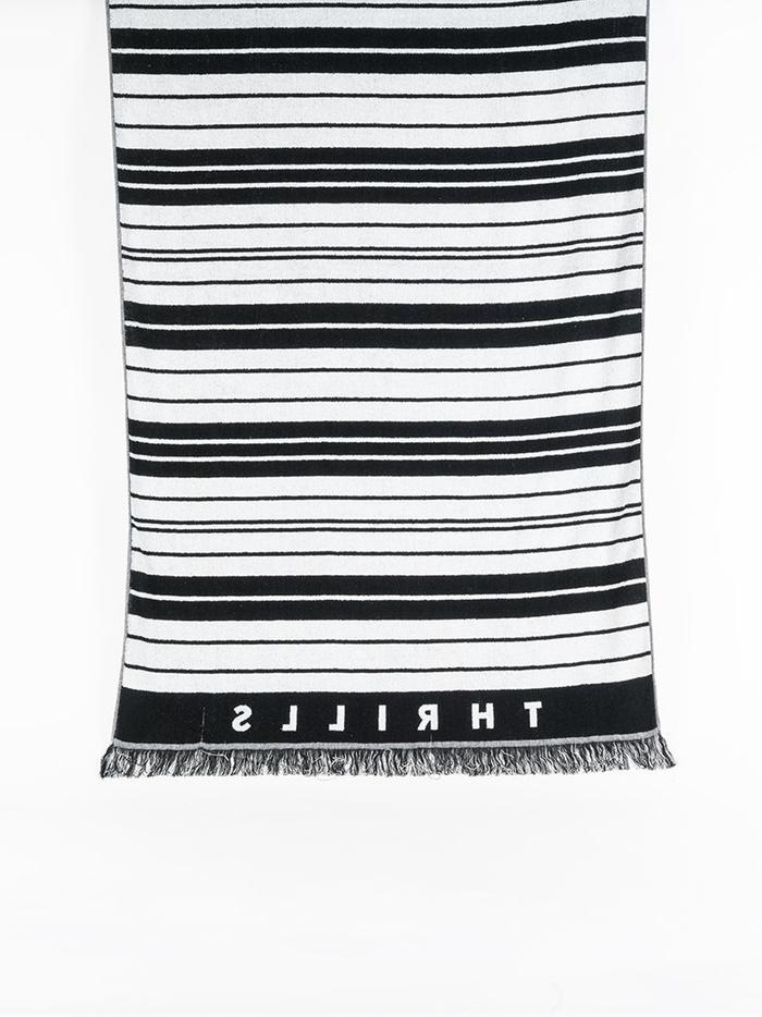 MINIMAL STRIPE BEACH TOWEL