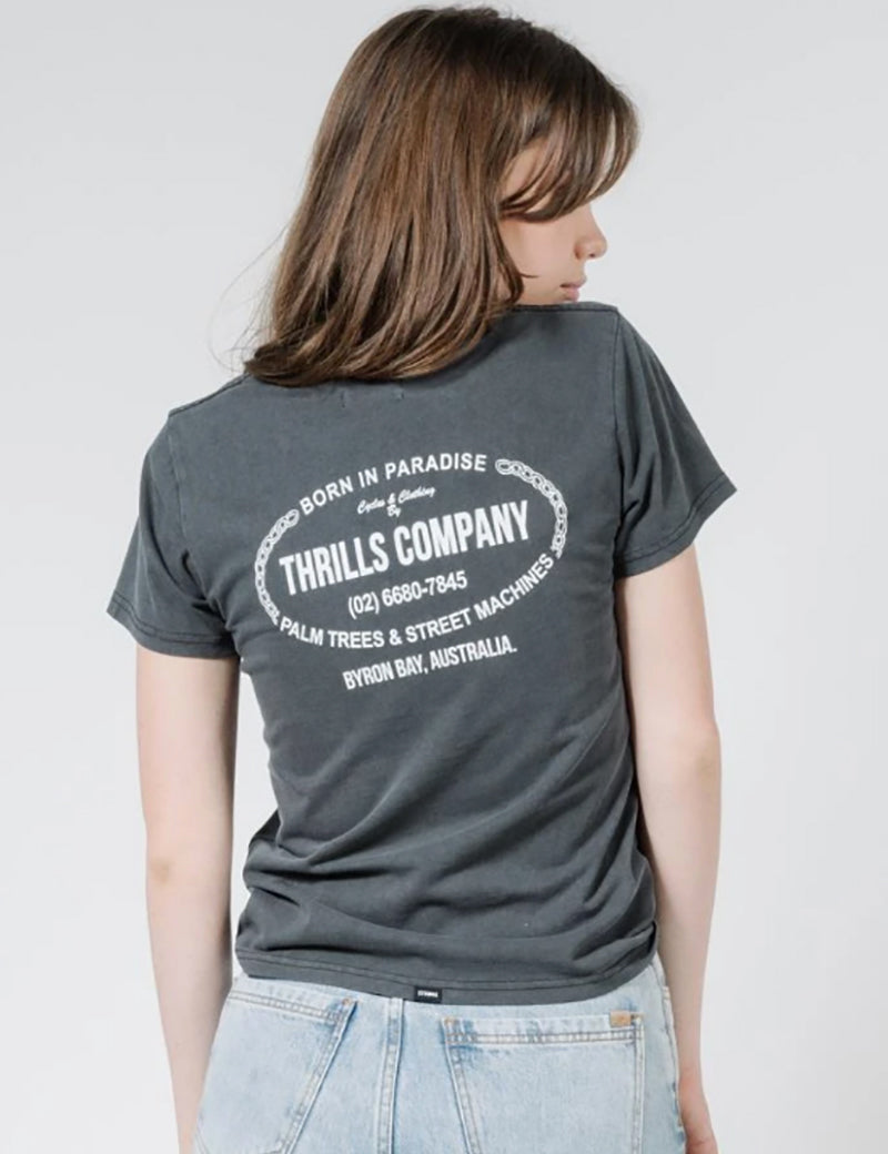 THRILLS GARAGE BAND TEE