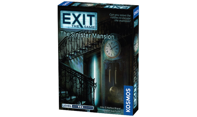 THE SINISTER MANSION