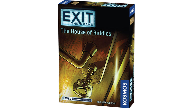 THE HOUSE OF RIDDLES