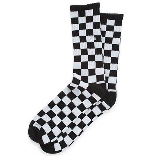 CHECKERBOARD II CREW SOCKS