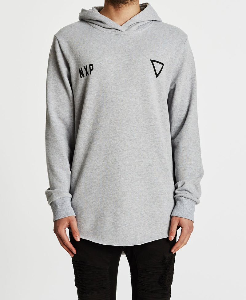 WINCHESTER HOODED BASEBALL SWEATER