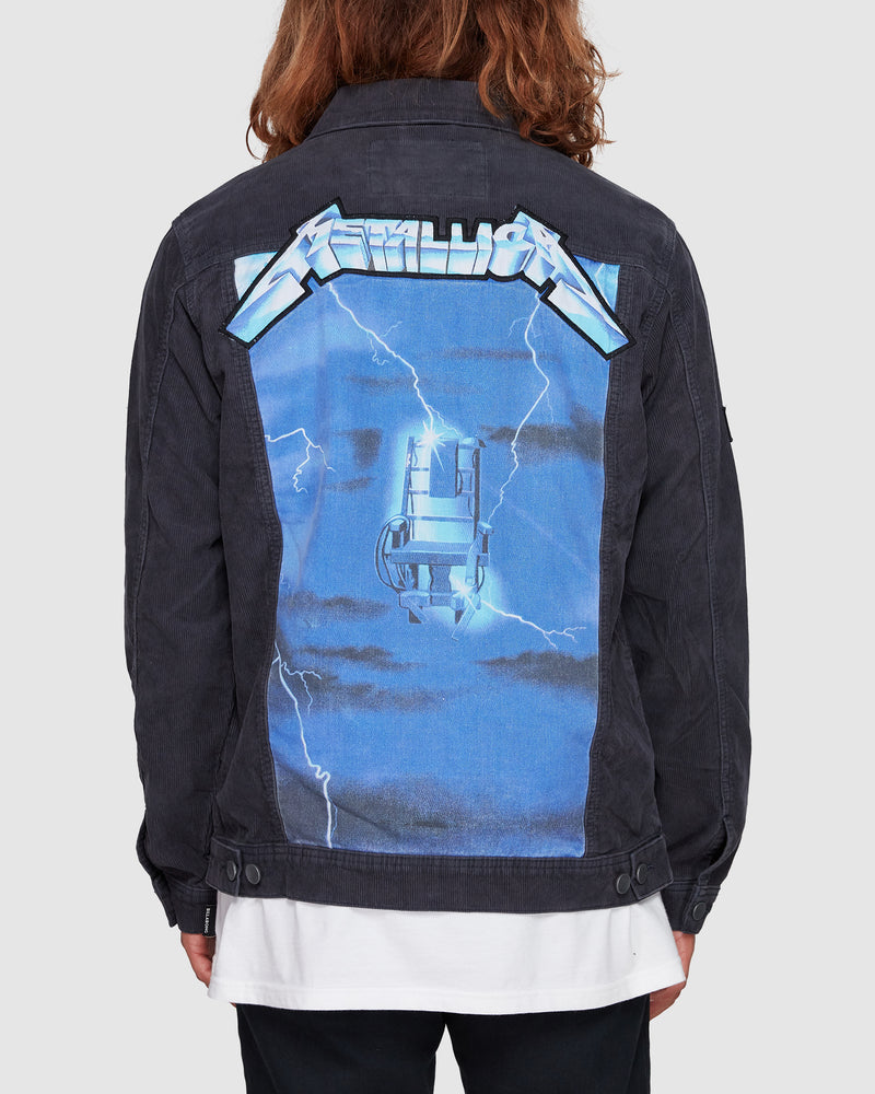 RIDE THE LIGHTNING JACKET