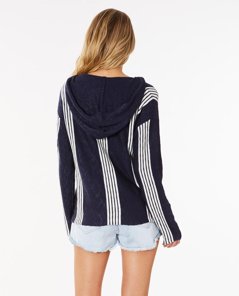 SURFSHACK STRIPE HOODY