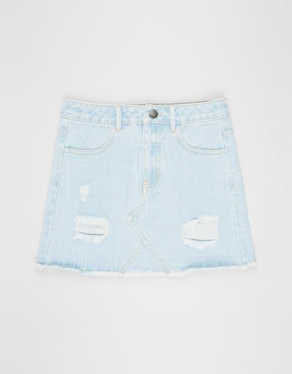 LOLA DENIM SKIRT