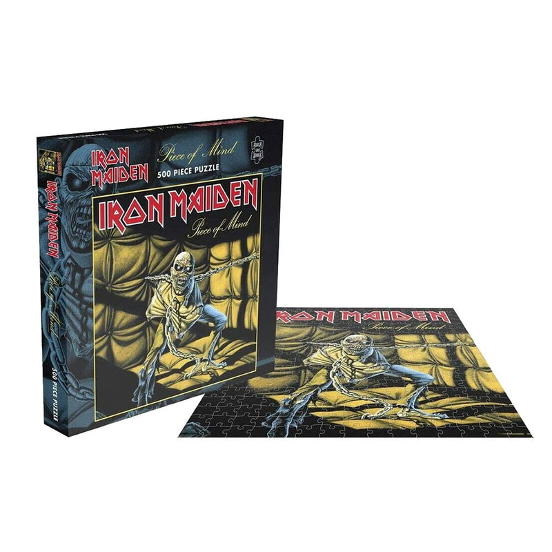 IRON MAIDEN - PIECE OF MIND 500PC PUZZLE
