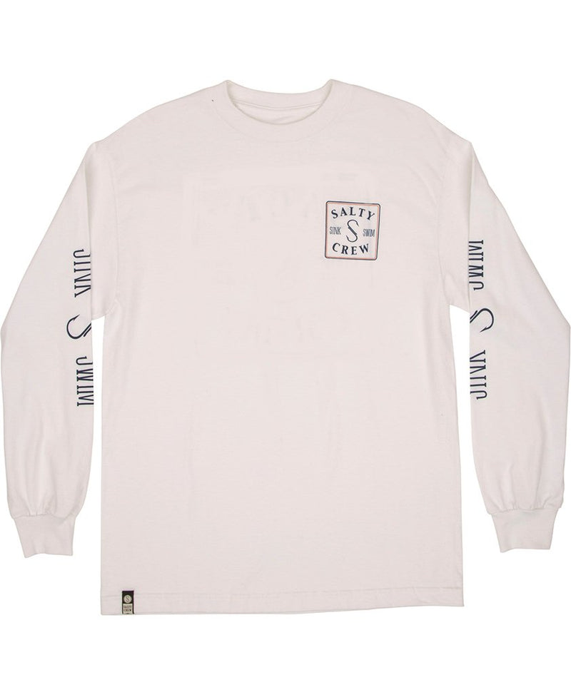SQUARED UP LS TEE