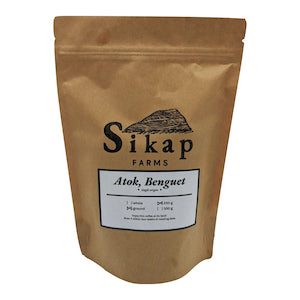 Atok Coffee (Whole Beans) - 250g