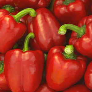 Red Sweet Pepper - 500g