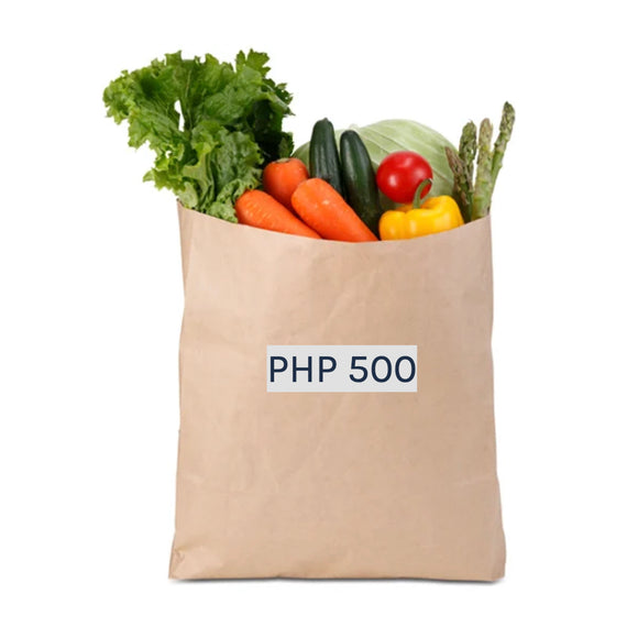 Php 500 Donation