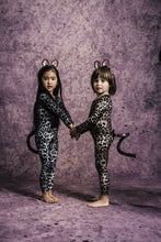 Load image into Gallery viewer, Leopard Onesie & Ears