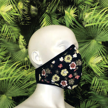 Load image into Gallery viewer, Bandit Denim Floral Print