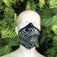 Load image into Gallery viewer, Bandit Denim Palm Leaf Print