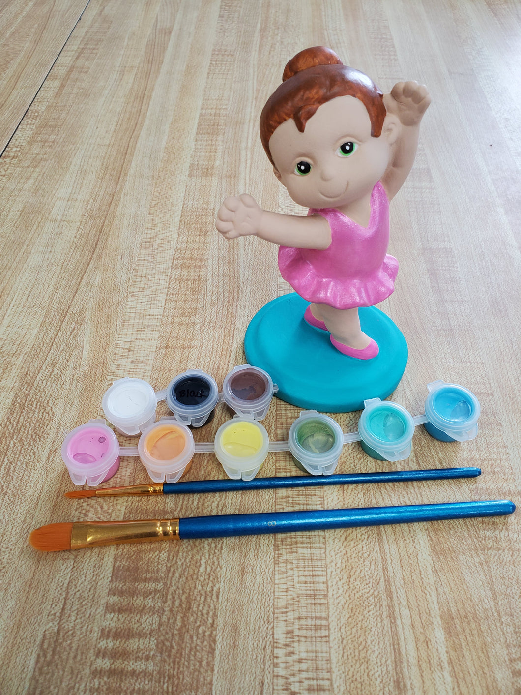 Angelina Ballerina Kit- Basic Acrylic