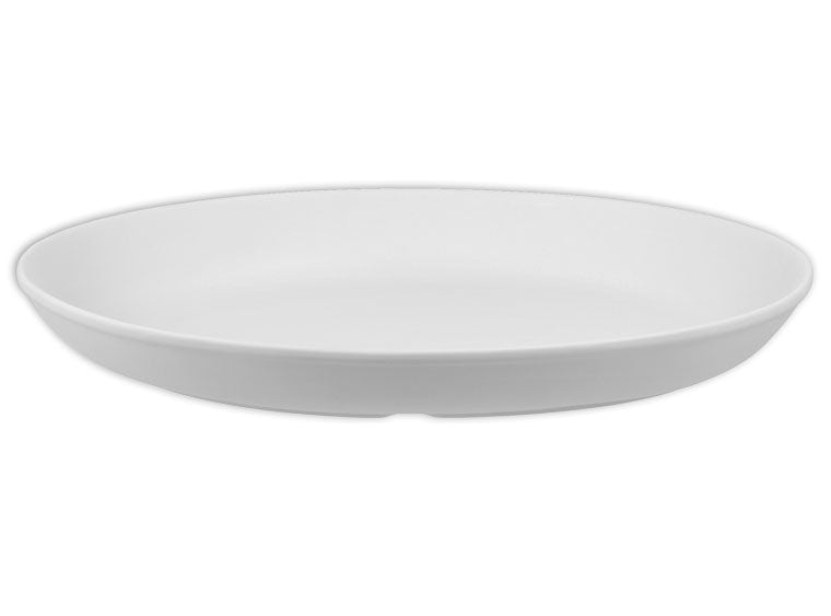 XL Coupe Oval Platter