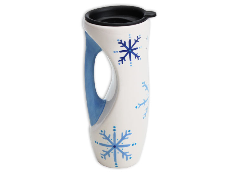 Contemporary Travel Mug