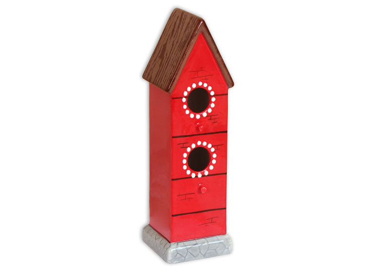 Bungalow Bird House