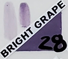 Bright Grape Pottery Glaze 28