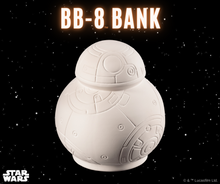 Load image into Gallery viewer, BB-8 Bank