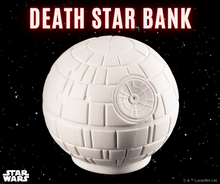 Load image into Gallery viewer, Death Star Bank