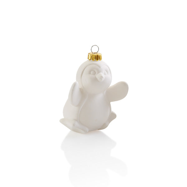 Penguin Ornament- 3D