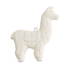 Load image into Gallery viewer, Llama Flat Ornament