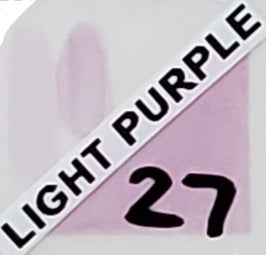 Light Purple Pottery Glaze 27