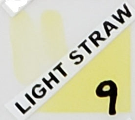 Light Straw Pottery Glaze 9
