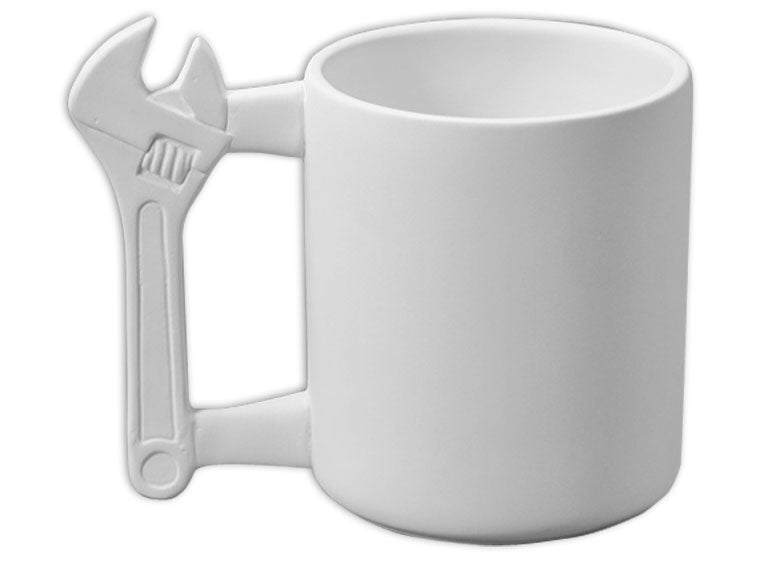 Handyman Mug- Wrench