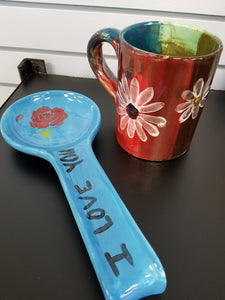 Spoon Holder