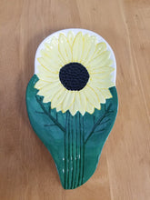 Load image into Gallery viewer, Sunflower Spoon Rest