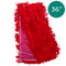 36 Inch Red Dust Mop