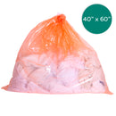 40X60 Inch Orange Soluble Bag