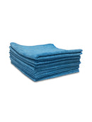 16X16 12pk Blue Microfiber Auto Cloth