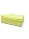 16X16 12pk Yellow Microfiber Towel