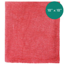 18X18 inch 175 Pounds Red Route Ready Shop Towel