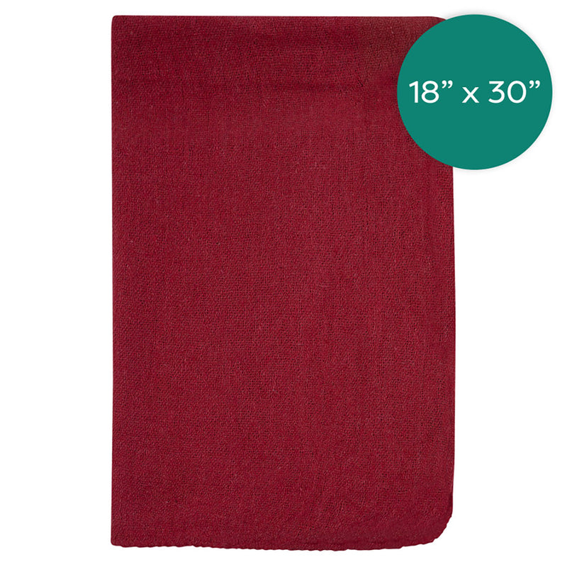 18X30 155lbs Red Route Ready Shop Towels