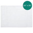 20X30 7lb Bath Mat - 100% Cotton