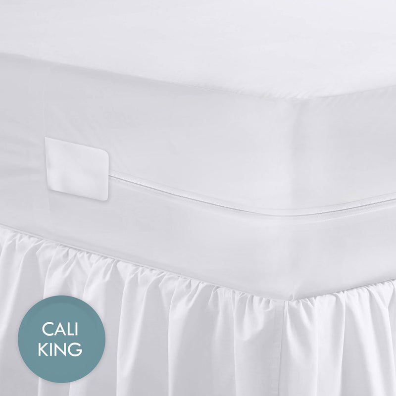 Mattress Encasement Cal King 110 GSM 6 Sides - 16 Pcs/Case