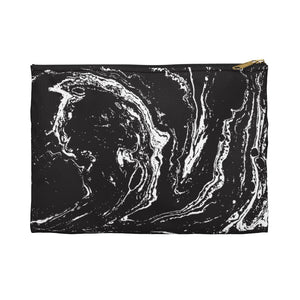 Black Cloud Travel Pouch
