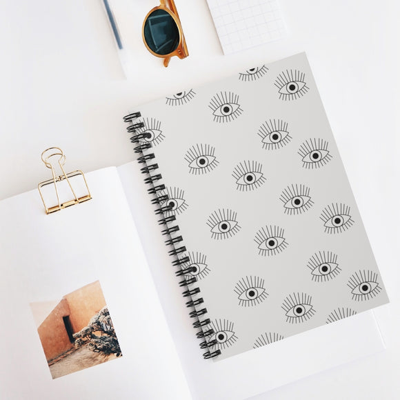 Electric Eye Notebook