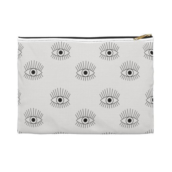 Eye for an Eye Travel Pouch