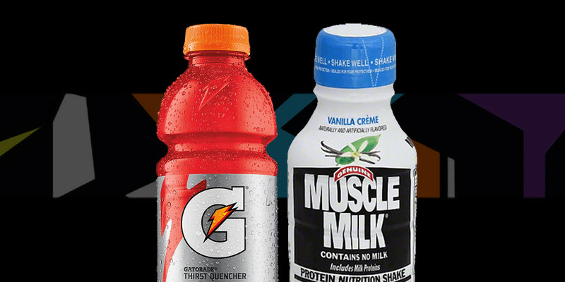 Protein & Sports Drinks